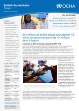Tchad : Bulletin Humanitaire Février 2018