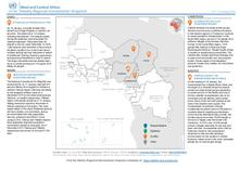 Afrique de l'ouest et du centre: Aperçu humanitaire hebdomadaire 14 – 20 janvier 2020 [FR/EN]