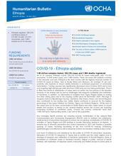 Ethiopia Bi-Weekly Humanitarian Bulletin, 27 DEC - 10 Jan 2021 [EN]