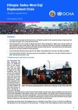 Ethiopia: Gedeo-West Guji Displacement Crisis, Situation Update No.8