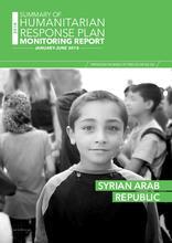 Syrian Arab Republic: Summary of Humanitarian Response plan Monitoring Report, January-June 2018