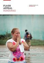 Honduras: Flash appeal - Tormenta Tropical Eta, noviembre 2020