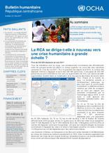 RCA: OCHA Bulletin humanitaire #23 (mai 2017)