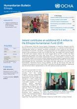 Ethiopia Bi-Weekly Humanitarian Bulletin, 11- 25 November 2018