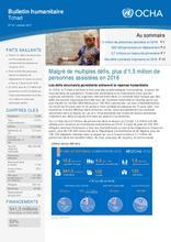 Tchad : Bulletin Humanitaire N° 01 | Janvier 2017