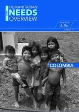 Colombia: Humanitarian Needs Overview - 2018 [ES]