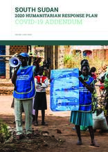 COVID-19 Addendum to the 2020 South Sudan Humanitarian Response Plan