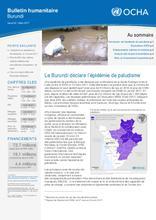Burundi : Bulletin Humanitaire | Issue 2 | Mars 2017