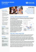 South Sudan: Humanitarian Bulletin, Issue 1 (16 Jan 2017)