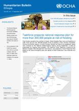 Ethiopia Weekly Humanitarian Bulletin, 18 September 2017