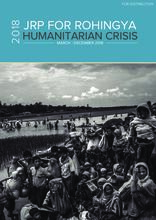 2018 JRP for Rohingya Humanitarian Crisis - March to December