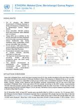 Ethiopia: Flash Update Metekel Zone 29 JAN 2021 [EN]