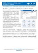 Flash Update No. 1 – Emergencia por inundaciones y deslizamientos  en los  municipio de Villavicencio, Restrepo, El Castillo, Guamal y el Calvario (Meta)