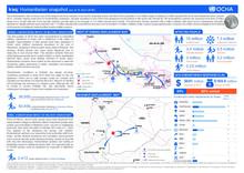 Iraq Humanitarian Snapshot (10 April 2016)