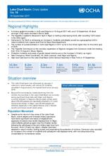 Lake Chad Basin: Crisis Update No. 19 - 18 September 2017
