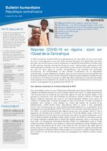 RCA: OCHA Bulletin humanitaire #55 mai 2020