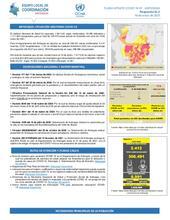 Flash Update No.01 - COVID-19 en Antioquia - Enero 2021