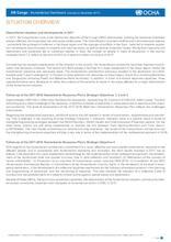 RD Congo : Tableau de bord humanitaire au 31 décembre 2017