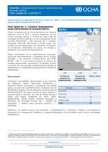 Colombia – Desplazamiento masivo Municipio de Santa Bárbara de Iscuandé - Nariño Flash Update No. 2 (24/04/2017)