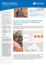 RCA: OCHA Bulletin humanitaire #29 (nov 2017)  [CLONED]