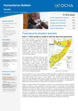 Somalia Humanitarian Bulletin - September 2016