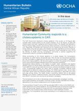 RCA: OCHA Bulletin Humanitaire (aout 2016)