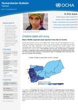 YEMEN: Humanitarian Bulletin Issue 27   20 September 2017