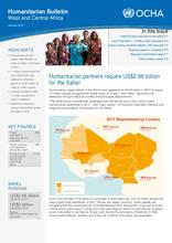 Humanitarian Bulletin West and Central Africa - January 2017