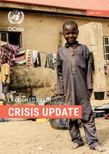 Lake Chad Basin: Crisis update, June 2019