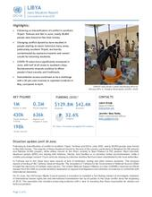 OCHA Libya l Situation Report  (June 2020)