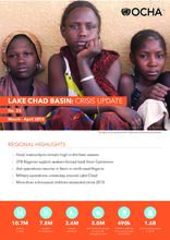 Lake Chad basin: Crisis update No.23 March - April 2018