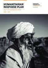 Afghanistan: Humanitarian Response Plan (2018-2021) - June 2020 Revision