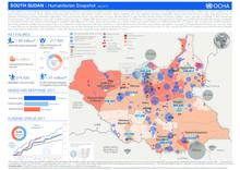 South Sudan: Humanitarian Snapshot (July 2017)