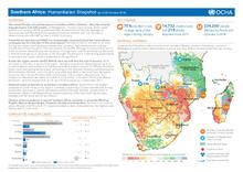 Southern Africa: Humanitarian Snapshot (as of 26 February 2018)