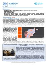 Afghanistan Flash Update | COVID-19 | Daily Brief No. 25 | 02 Apr 2020