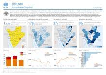 Burundi: Humanitarian Snapshot (June 2018) [FR]