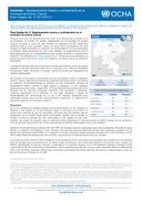 Flash Update No. 2: Desplazamiento masivo y confinamiento en el municipio de Suárez (Cauca)