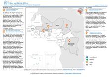 Afrique de l'ouest et du centre: Aperçu humanitaire hebdomadaire 28 janvier - 3 février 2020 [FR/EN]