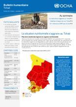 Tchad : Bulletin Humanitaire d'octobre - novembre 2017 (14 décembre 2017)