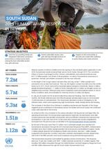 South Sudan 2019 Humanitarian Response in Review