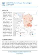 Ethiopia: Benishangul Gumuz Region Flash Update, 06 Jan 2021 [EN]
