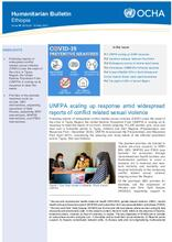 Ethiopia Bi-Weekly Humanitarian Bulletin, 26 APR - 10 MAY 2021