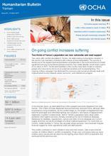 Yemen: Humanitarian Buletin, Issue 22 | 14 April 2017