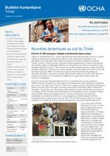 Tchad : Bulletin Humanitaire d'avril 2018 (14 juin 2018)