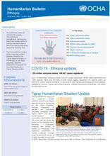 Ethiopia Bi-Weekly Humanitarian Bulletin, 02 - 20 NOV 2020 [EN]
