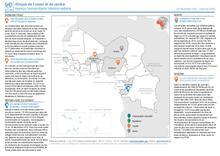 Afrique de l'ouest et du centre: Aperçu humanitaire hebdomadaire 24 décembre 2019 - 6 janvier 2020 [FR/EN]