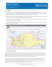 OCHA Flash Update Syria Crisis – Eastern Ghouta No. 1 (26 March 2017)