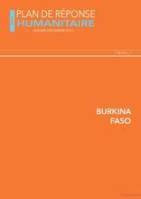 Plan de réponse humanitaire du Burkina Faso 2016