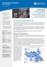 South Sudan: Humanitarian Bulletin, Issue 5 (16 April 2016)