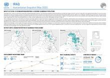 Iraq: Humanitarian Snapshot, May 2020 [EN]